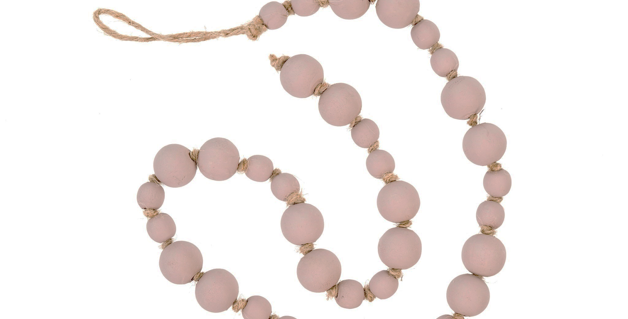 Wooden Beads Blush