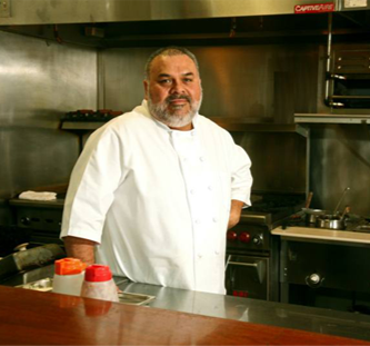 Chef Bruce Barnes