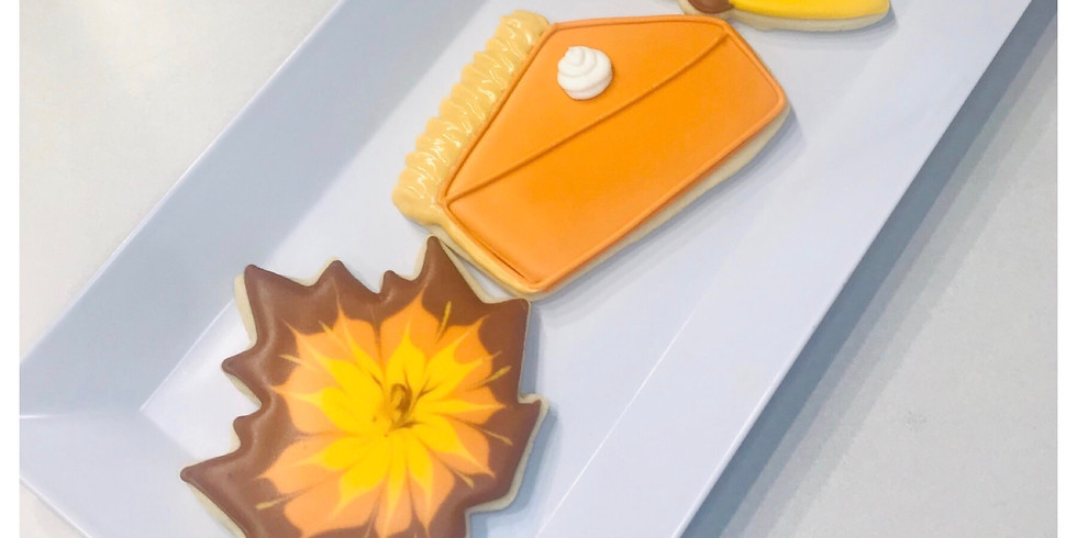*Sold Out* November 20 Cookie Decorating Class