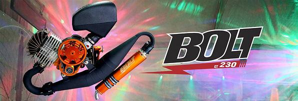 Paramotor Bolt GT 230