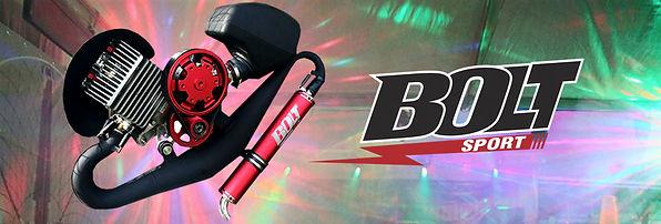 Paramotor Bolt Sport