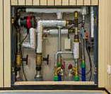 BASISfloor met Aquatherm aansluitin
