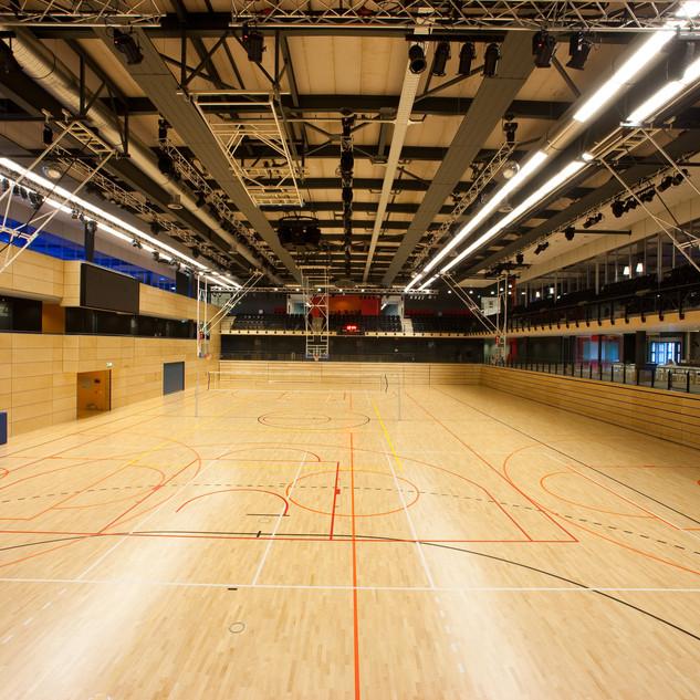 Sportvloer Berlijn