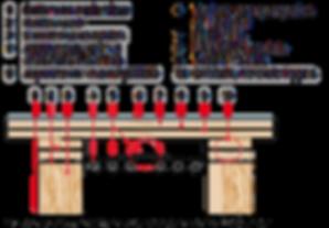 BASISfloor vlakverende sportvloer