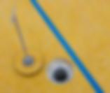BASISfloor sportvloer detail