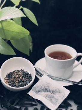 Lavender dream tea (green tea)