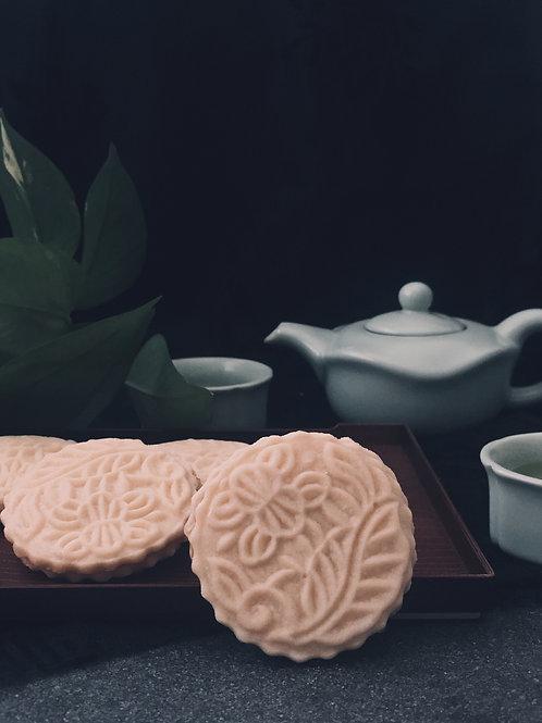 Rose Shortbread cookies (6)