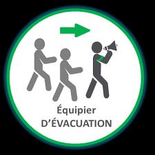 ÉQUIPIER D'ÉVACUATION