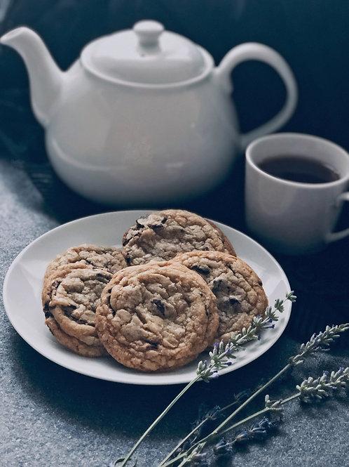 Lavender chocolate chip cookies (1)