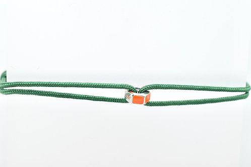 Cord Bolt Bracelet