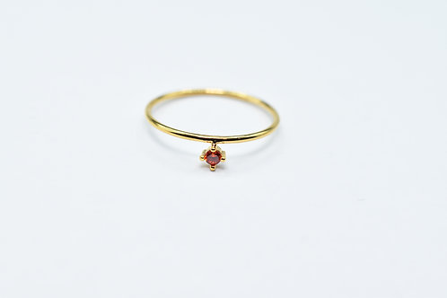 Bague Passionata Oxyde  Rouge