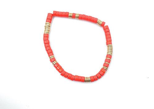 Bracelet Eve Corail