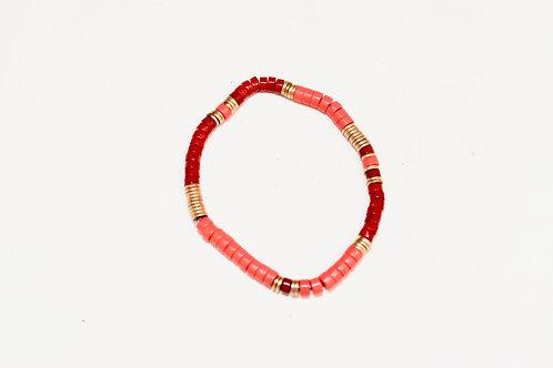 Bracelet Eve Corail+ Corail bambou