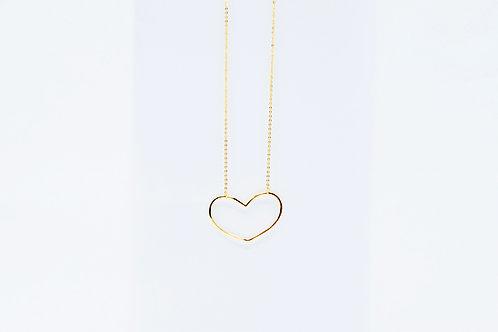 Coração PM necklace