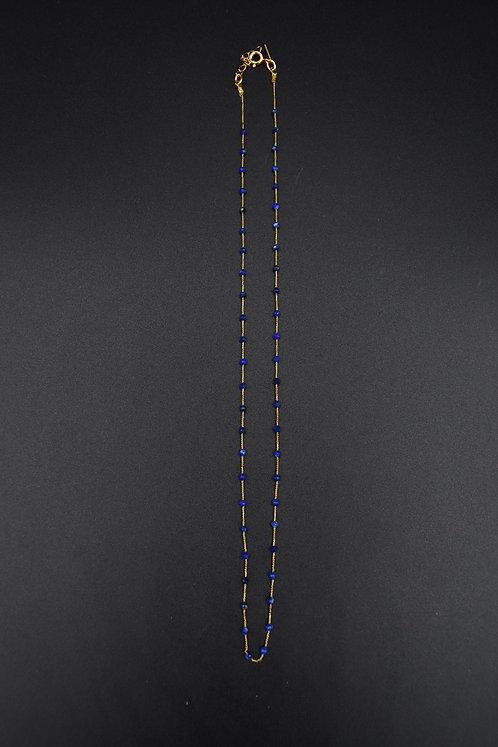 Collier Preciosa Lapis Lazuli