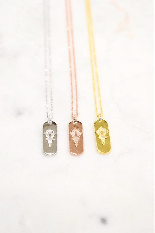 Prato de flora necklace