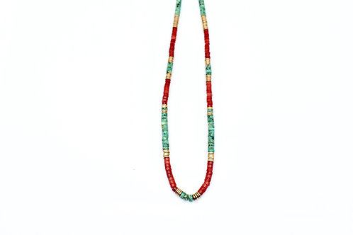 Eve Jasper necklace