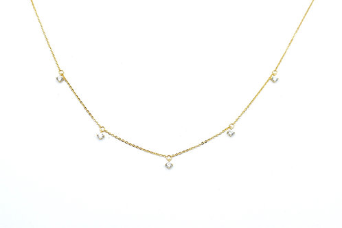 Collier Cinco Oxyde