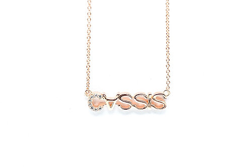 Collier Cassis