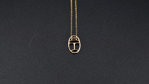 Escaravelho necklace