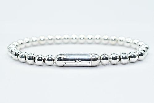 Le Fermoir 01 Bracelet Silver