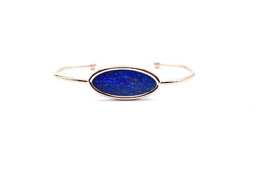 Jonc Alongada Lapis Lazuli