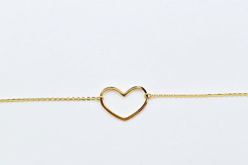 Bracelet Coração