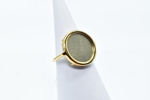 Volta Pyrite ring