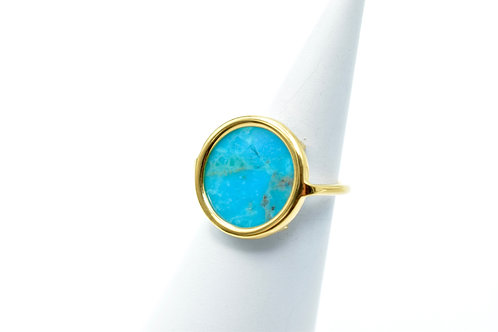 Volta Arizona Turquoise Ring