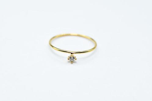 Passionata white oxide ring