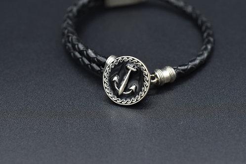 Bracelet Nautique cuir