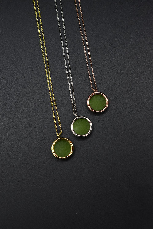 Collier Mini Volta Jade