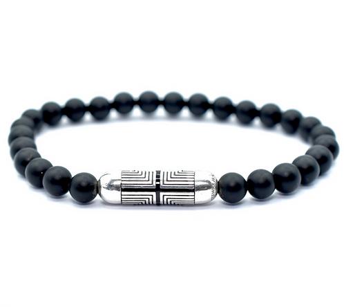 Bracelet Capsule n°3 et perles