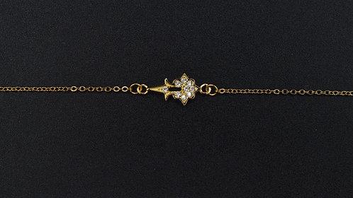 Bracelet Flores Oxyde