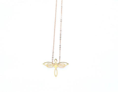 Libélula GM necklace