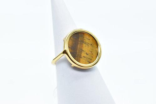 Volta Tiger Eye Ring