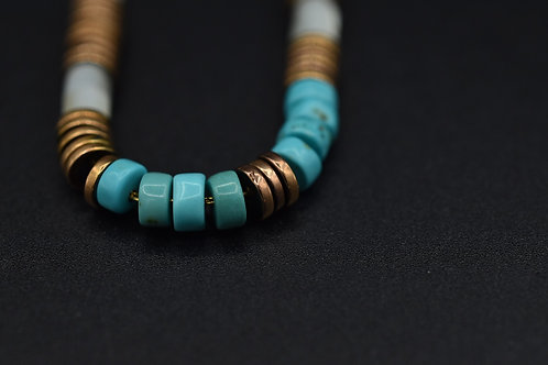 Collier Eve Turquoise