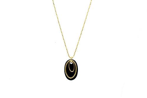 Diva Onyx Necklace