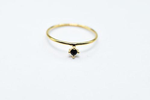 Passionata Black Oxide Ring