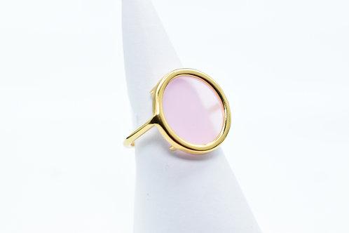 Volta Agate Rose Ring