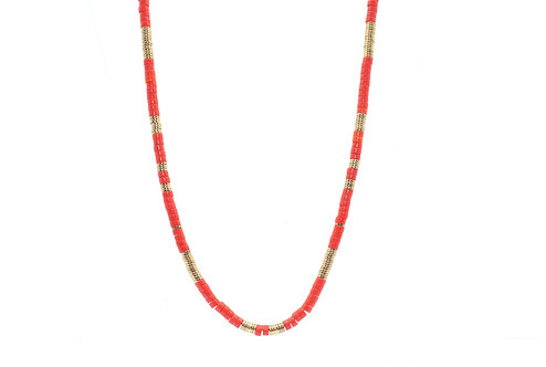 Collier Eve Corail