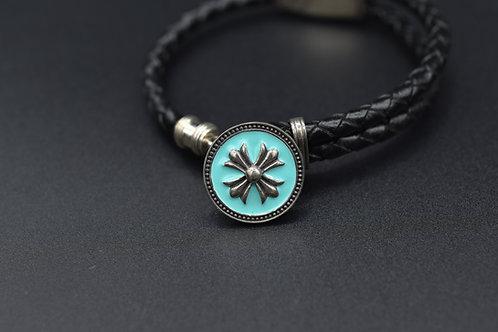 Bracelet Cavaliero cuir