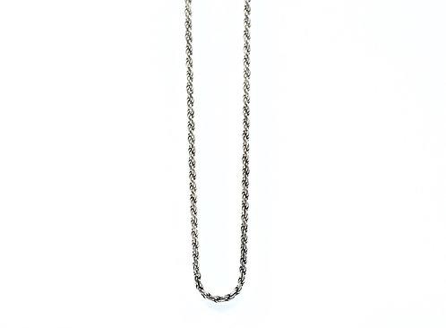 Braided chain 70cm
