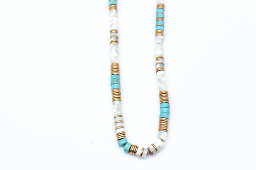 Eve Turquoise Necklace