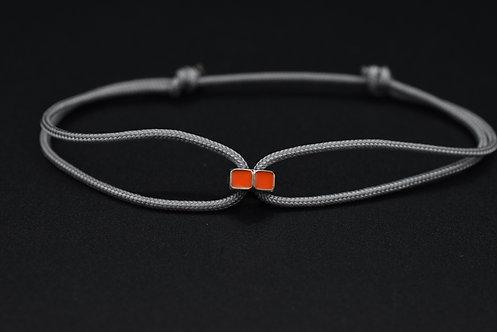 Bracelet Boulon cordon