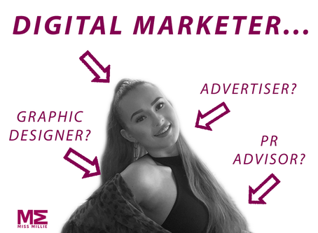 A Digital Marketing Girl in a Converging Industry...