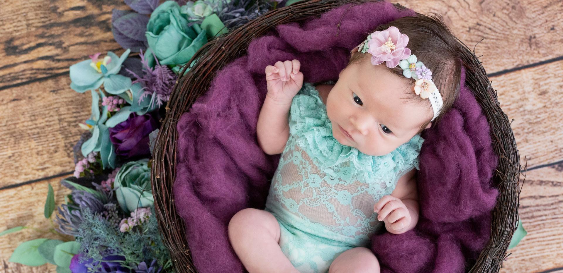 Sourire aux anges 77 photo naissance newborn 77