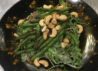 Perfect Summer Dish-Asparagus Salad
