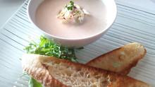 Ginger Crab Soup