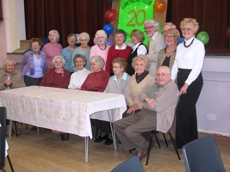 Lunch Club Anniversary